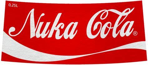nuka cola png logo  transparent png logos