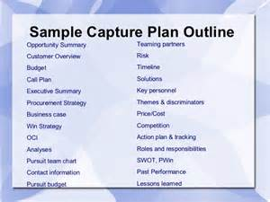 Miller Heiman Blue Sheet Template Capture Management Overview