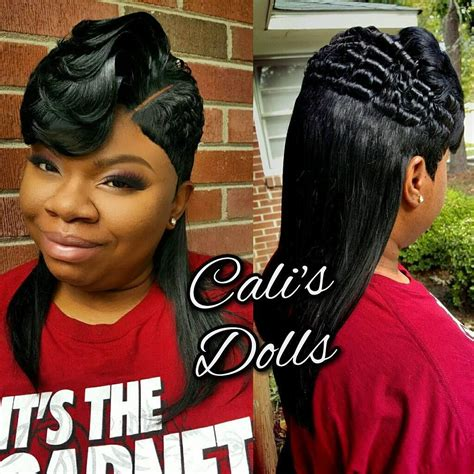 calis dolls shannon  instagram quickweave scstylist   quick weave hairstyles