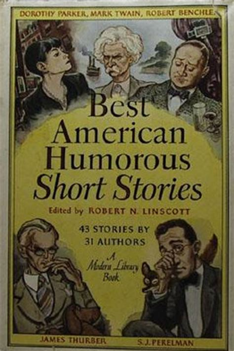 american humorous short stories  robert