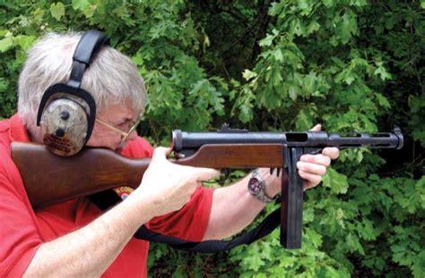 Finnish Soumi KP-31 Submachine Gun | GUN MAGAZINE | SWAT VAULT