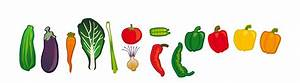 OnlineLabels Clip Art - Vegetables Set