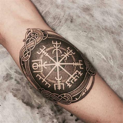 viking tattoo symbols ideas  pinterest viking