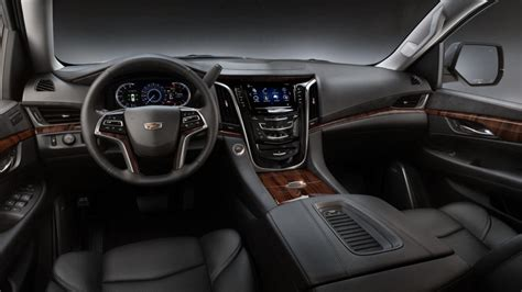 2018 Cadillac Escalade Esv Interior Colors  Gm Authority