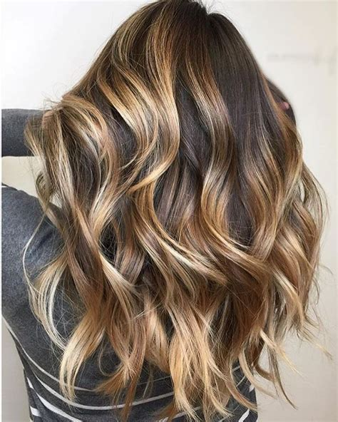 hair color ideas  brunettes  summer thatll give