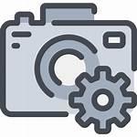 Digital Icon Process Camera Gear Cam Simple