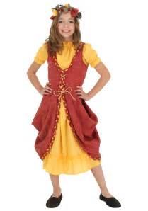 Child Renaissance Peasant Costume
