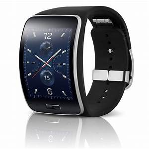 Samsung Galaxy Gear S SM-R750V Smart Watch Curved Verizon ...