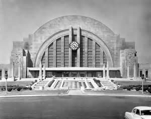 Cincinnati Union Terminal History