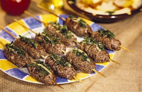 cuisine libanaise livre recette du kafta michouiyé