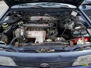 Diagram 1991 Toyota Camry Engine 20