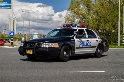 Ford Crown Victoria Police Interceptor huren?