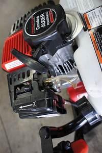 Predator 1 5 Hp Gasoline Auger Powerhead With 4 In  Bit