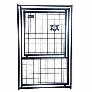 lucky dog kennel gate within a gate petco With dog crate gate