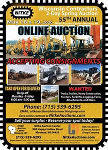Auction Listings In Wisconsin