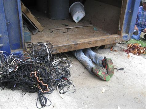 telecom cables  thwart copper thieves toronto star