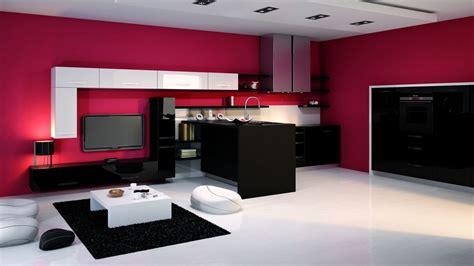 bar ilot cuisine deco cuisine ouverte design