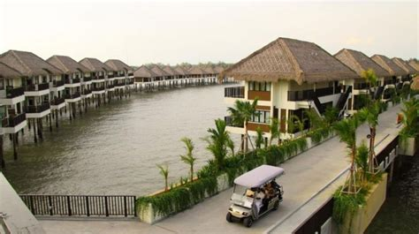 Overwater Bungalows In Asia, Water Villa Resorts In Asia