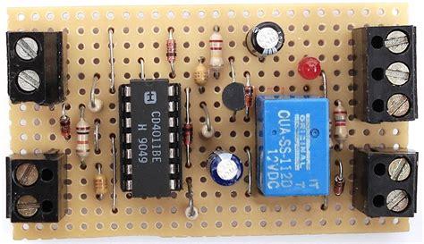 Shed Garage Alarm Circuit Diagram Instructions
