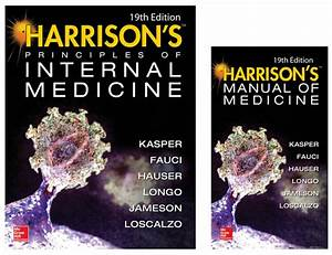 Harrison U0026 39 S Principles Of Internal Medicine Pdf