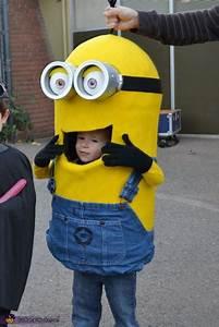 Minion Kostüm Baby : minion halloween costume contest at costume minion baby halloween costume contest ~ Frokenaadalensverden.com Haus und Dekorationen