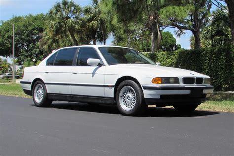 Bmw 740il by 1996 Bmw 740il Sedan 184960
