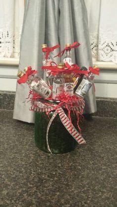 unisex gifts for christmas exchange diy secret santa santa gift santa floral arrangement made with