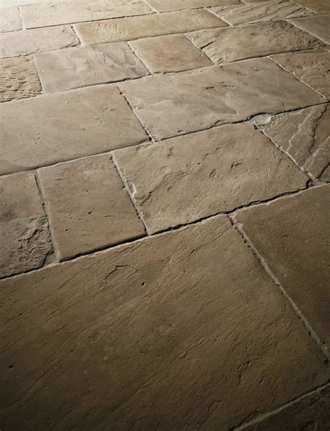 cobblestone tile flooring coursed antique english reclaimed stone tiles traditional wall and floor tile london by