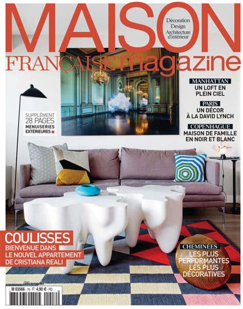 Magazine Decoration Maison by Les Magazines D 233 Co Cotemaison Fr