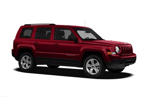2018 Jeep Patriot Price Photos Reviews Features