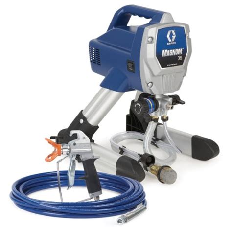 Hvlp Or Airless Sprayer For Cabinets by Graco Magnum X5 Airless Paint Sprayer Reviews Best Paint