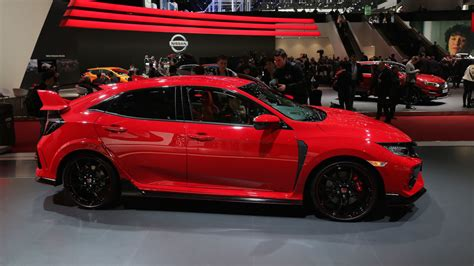 2017 Honda Civic Type R Pricing Revealed To Start From