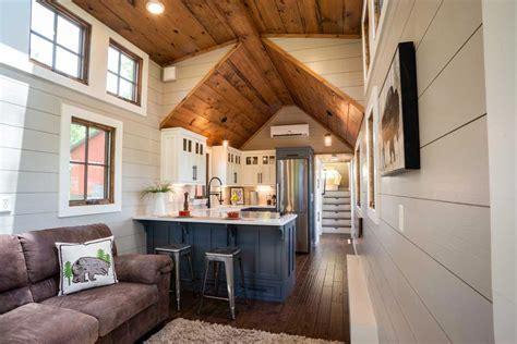 Denali XL by Timbercraft Tiny Homes   Tiny Living