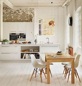 40 photos de cuisine scandinave les cuisines de reve With meuble pour petite cuisine 11 comment creer une ambiance scandinave45 idees en photos