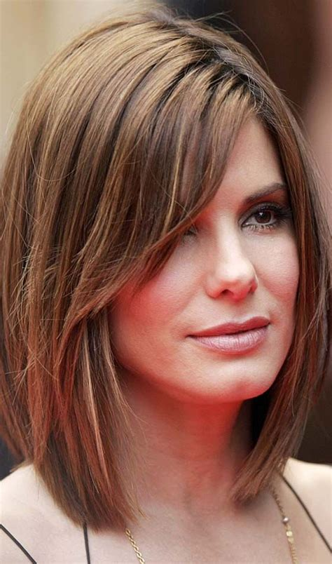 hairstyles for women with long face shape hairstylo