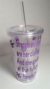 vinyl lettering acrylic tumbler double insulated With vinyl letters for tumblers