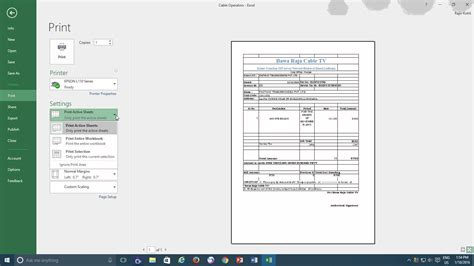 print worksheet on one page excel 2007 how to