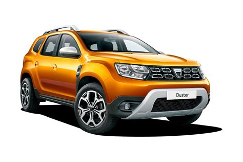 New 2018 Dacia Duster Revealed