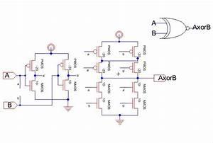Xor Circuit Cmos  Gate Designs Design Using Cmos  Chapter