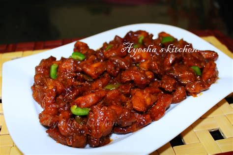 chicken recipes dragon chicken easy indo chinese dish