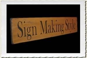 Sign making alphabet stencil set for Letter stencils for sign making