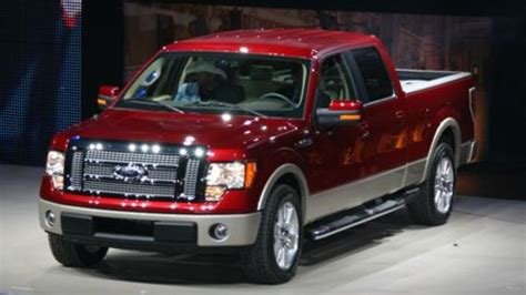 2009 Ford F-150, Diesel And Ecoboost Coming