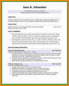 example of student resume 6 cv object for student theorynpractice