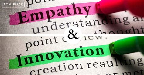 important leadership traits empathy innovation