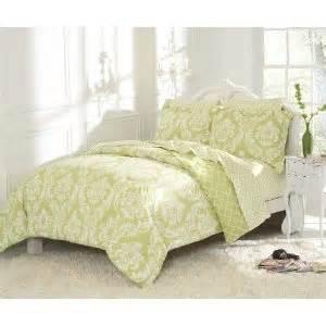 the best green damask comforter sets damask comforters