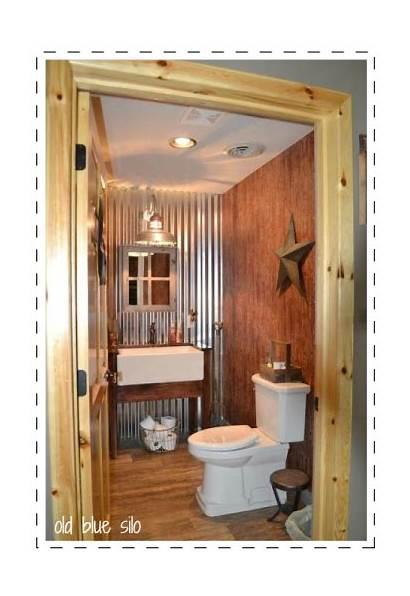 Bathroom Barn Rustic Bathrooms Oldbluesilo Modern Vanities