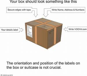 Ship your own boxes or suitcases from europe to uk for How to send a shipping label
