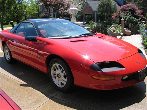 Blaze Red 1994 Chevrolet Camaro Z28 For Sale