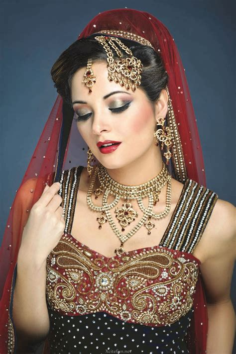 latest asian bridal makeup   xcitefunnet