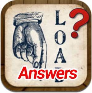 What's the Saying Answers - Game Solver